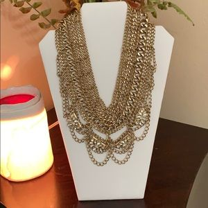 Belle Badgley Mischka  Statement Collar Necklace